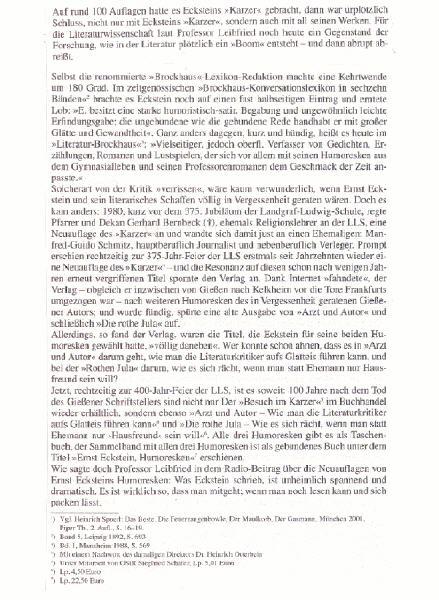 epistula Nr. 71 / Mai 2002 Teil 2