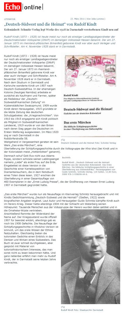 echo-online, Darmstadt vom 23.03.2011